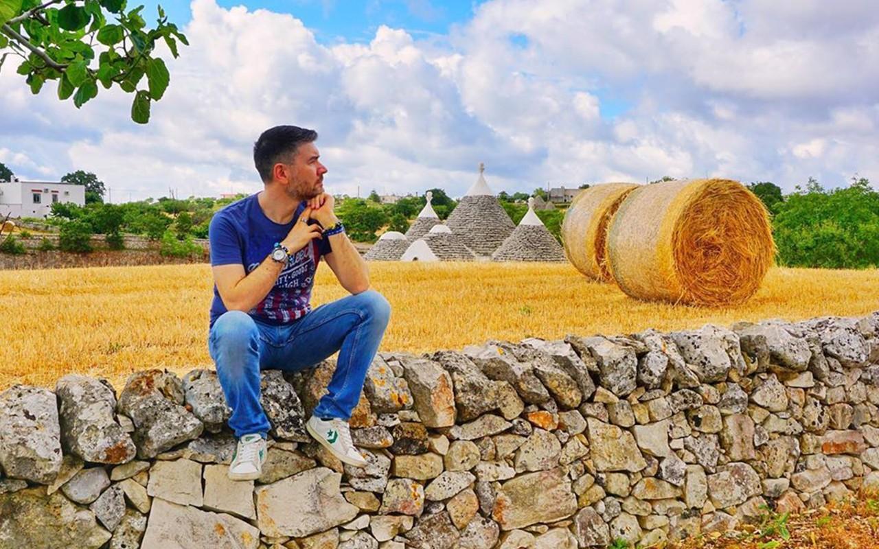 Mauro Niso food blogger